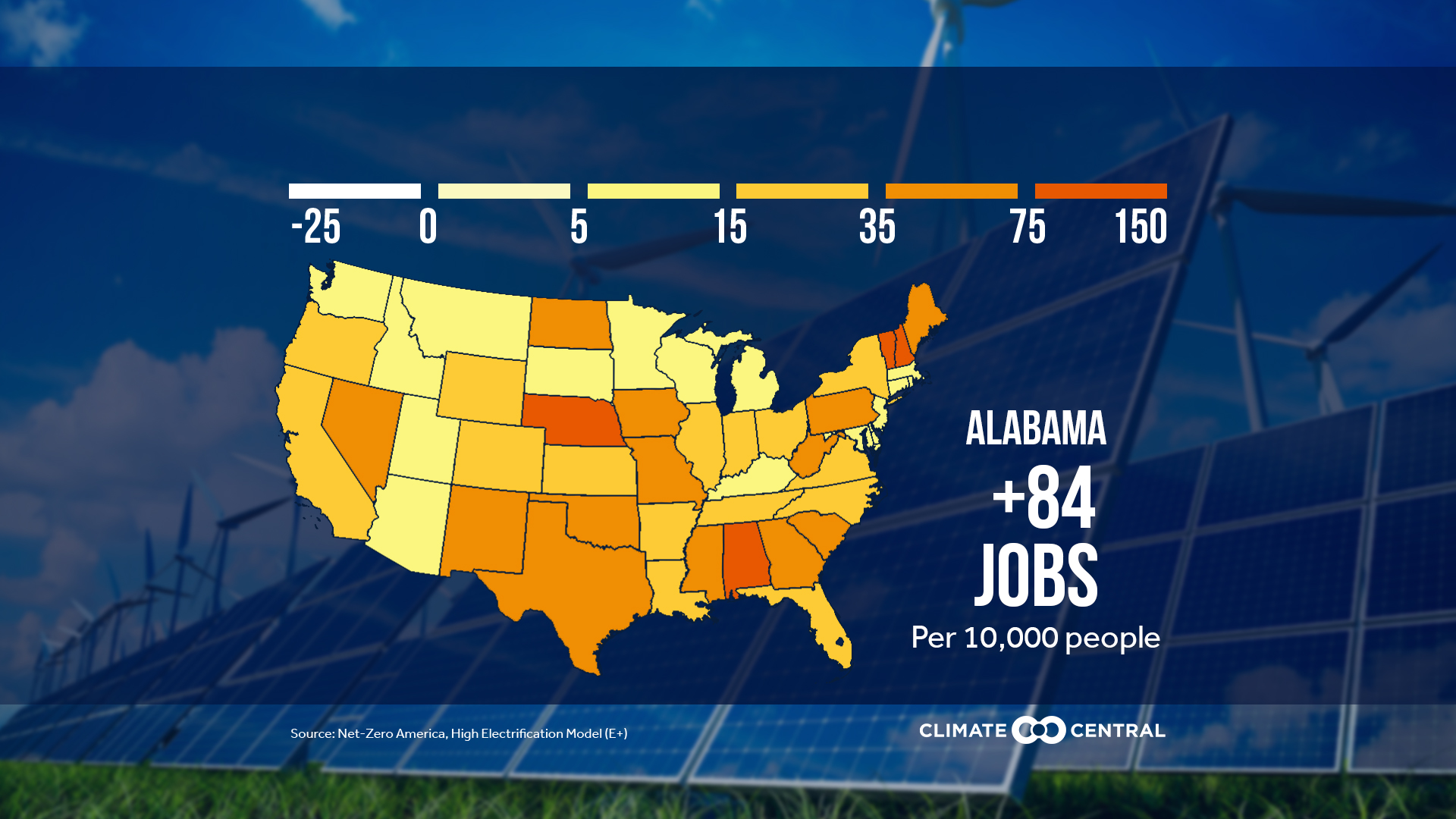 State Solar Jobs by 2050 - JPG without Title
